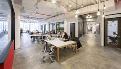 Coworking | Centre for Social Innovation New York City