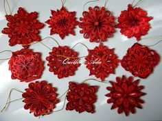 Quilling by Ada: Sprockets