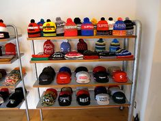 Supreme (hats on hats on hats)