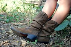 Country shoes