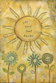 Good Night Quotes : Let Your Soul Shine - Quotes Sayings Soul Shine, Symbol Tattoos, Mellow Yellow, Colour Yellow, Yellow Flowers, Good Morning Quotes, Goog Morning, Sunday Quotes, Happy Thoughts