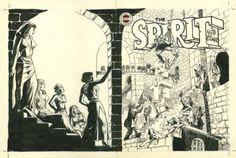 will eisner art Bruce Timm, Adam Hughes, Frank Miller, Jim Lee, Stan Lee, Cover Art, Denis Robert, Will Eisner, Image Categories