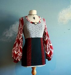 Upcycled Ladies Clothing