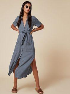 The Ghana Dress https://www.thereformation.com/products/ghana-dress-ice-berg?utm_source=pinterest&utm_medium=organic&utm_campaign=PinterestOwnedPins