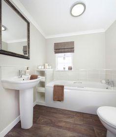 Regency Park Home Bathroom