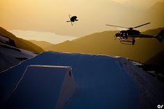 Nórske dobrodružstvo, FONNA Glacier Ski Resort