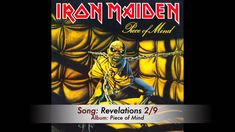 Iron Maiden - Revelations *HD*