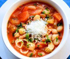 Pasta Fagioli Recipe   http://aol.it/1pWPh77