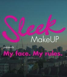 Uni-versalEXTRAS supplied casting services for Sleek MakeUP's My face. My rules. internet viral campaign.