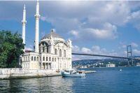 Bosporus river boat trip Istanbul