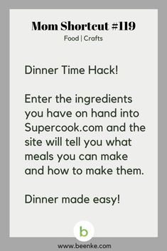 Food And Home Hacks For Creative Moms Food and Crafts Shortcuts Dinner tips. Get your daily source of awesome life hacks and parenting tips! CLICK NOW to discover more Mom Hacks. Simple Life Hacks, Useful Life Hacks, Grill Set, 1000 Lifehacks, Cooking Recipes, Healthy Recipes, Cooking Hacks, Easy Recipes, Cooking Quotes