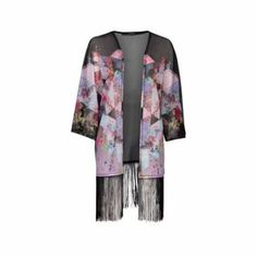 Rock and Rags by Firetrap Kimono perfect for festival season! #Firetrap #Festivals #WeLoveFestivals