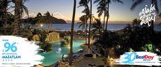 Despierta con los rayos del sol y el sonido de las olas. Hotel The Inn at Mazatlán desde $96 pesos al mes pagando a 18 meses sin intereses.  #BestDay #OjalaEstuvierasAqui  #Mazatlan