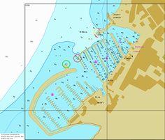 Marina map Laboe
