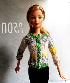 2in1 jacquard knitted sweater or cardigan