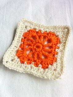 Granny #135 - 15 May 2014 #crochetmoodblanket2014 #sylphdesigns http://sylph.ee