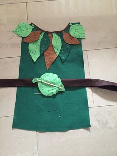 Discover recipes, home ideas, style inspiration and other ideas to try. Tree Costume, Flower Costume, Elf Costume, Diy Costumes, Halloween Costumes, Barbie Clothes, Diy Clothes, Dress Up Corner, Pixie Outfit