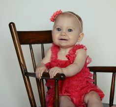 Everleigh 9 months