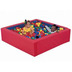 Corral Ball Pool - $27.99 : Special Needs Toys | Teaching Special Needs Children Equipment | Child Therapy Toys