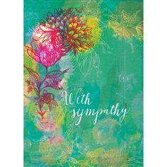 Sympathy| Card