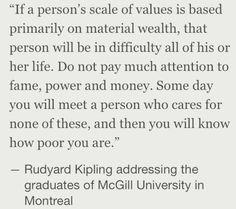 Rudyard Kipling quote
