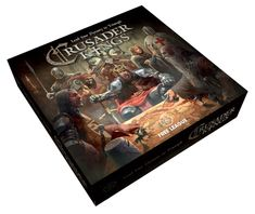 Crusader Kings The Board Game - Lead Your Dynasty to Triumph by Fria Ligan — Kickstarter  A grand strategy board game of rival kings and dynasties in medieval Europe, based on the acclaimed computer game Crusader Kings.