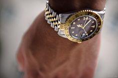 Rolex GMT MASTER II - TIGER EYE