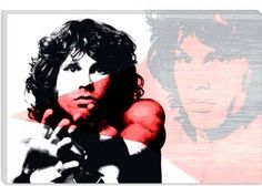 The Doors Jim Morrison Rock Giclee Poster