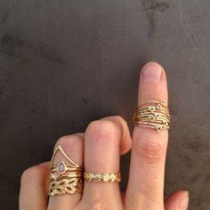 rings .. odette