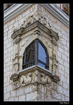 Pimentel Palace - Valladolid, Castilla y Leon, Spain