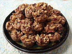Healthy Recipe: Banana Apple Cranberry Muffins