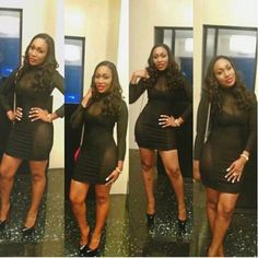 Mimi's Place: Nollywood Actress, Ebube Nwagbo Flaunts Hips in Se...