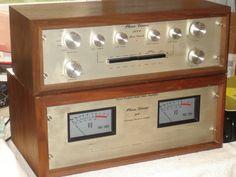 Altec Lansing, Electronics Companies, Dj Equipment, Hifi Audio, Wooden Case, Loudspeaker, Audiophile, Valencia, Heaven