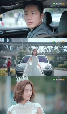 My Girlfriend is an Alien: Episode 1 Recap - C-Drama Love Drama Korea, Korean Drama, Handsome Korean Actors, Chines Drama, Chinese Babies, Drama School, Alien Girl, Asian Cute, Thai Drama