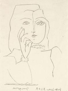 Picasso / Góngora: Poesía gráfica, 1948