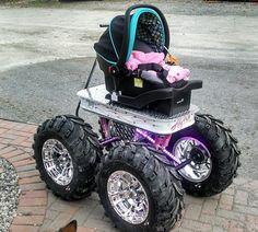 custom wagon by baja wagon
