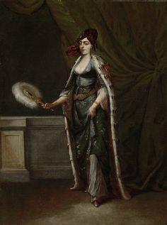 Turkish lady  Jean-Baptiste Vanmour (Van Mour), 1671-1737