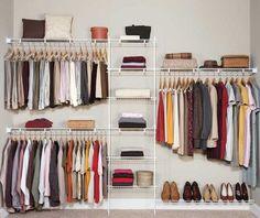 34 Ideas For Simple Walk In Closet Design Floors