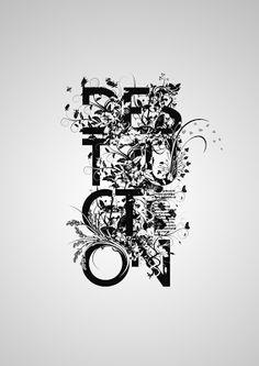 ejemplos de utilizacion de tipografia en el diseño ~ Diseño Gráfico | web