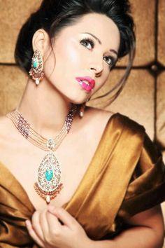 Nice jewellery...