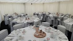 Chair covers by Midlands Chair Cover Hire