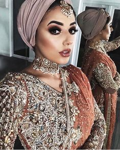 """5,900 Likes, 41 Comments - Marjan Tabibzada (@youngcouture_) on Instagram: """"❤️ Jewelry - @avizeh_jewellery Key products : @narsissist luminous foundation in Punjab…"""""""