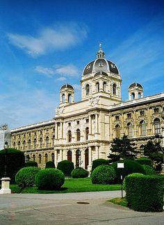 Kunsthistorisches Museum (Museum of Art History), #Wien #Vienna #Austria  #オーストリア