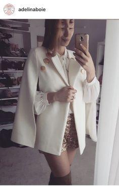 #coats #capecoats #boutique #blogger  #blazer #fashion #style #winter #coats #autumn #womenclothing #outerwear  #personalshopper  #moda #women #style #beauty #colorful #womensfashion #blogger  #nice #tutoriais #makeup #diy #clothes #outfit Diy Clothes, Clothes For Women, Cape Coat, Blazer Fashion, Winter Coats, Duster Coat, Colorful, Autumn, Trends