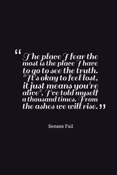 Senses Fail <3