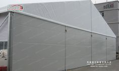 Sandwich Wall for Warehouse Tent