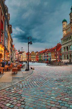 Pinned onto Travel Board in Travel Category Gdansk Poland, Warsaw Poland, Bratislava Slovakia, Places To Travel, Places To Go, Europe Places, Poland Travel, Beautiful Places To Visit, Beautiful Landscapes