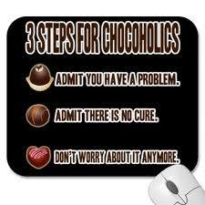 3 Steps for Chocoholics