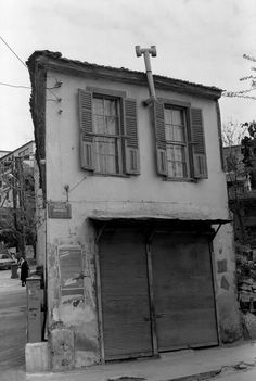 Thessaloniki, Macedonia, Old Houses, Old Photos, Past, Greece, Old Pictures, Greece Country, Past Tense