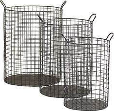 Wire Ball Bin | Grey Wire Ball Bin Organize Pinterest Organizing